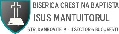 Biserica Crestina Baptista Isus Mantuitorul