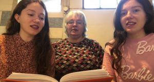 Alina, Oana și Simona Silion