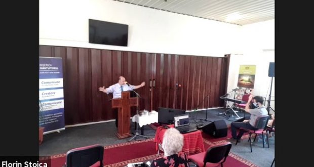Florin Stoica –  Cine a cunoscut brațul Domnului