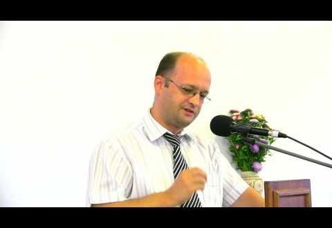 Florin Stoica   Cum ar trebui să începem lucrarea lui Dumnezeu 6