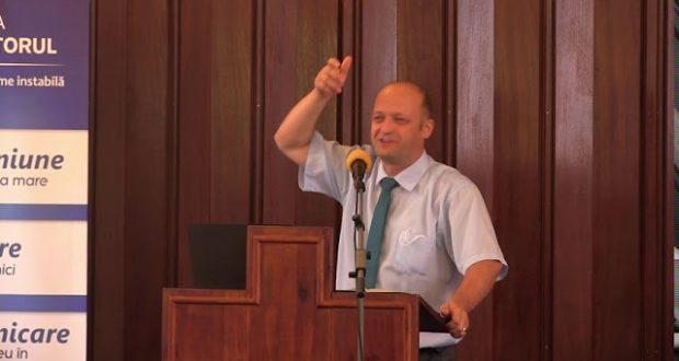 Florin Stoica – Cum să dobândesc sfințenia?
