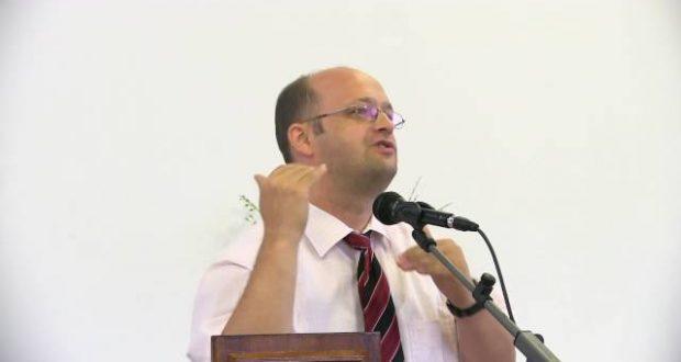 Florin Stoica  – Invata legea autoritatii si a slujirii!