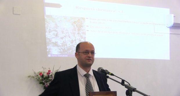 Florin Stoica – Pregătiți calea Domnului!