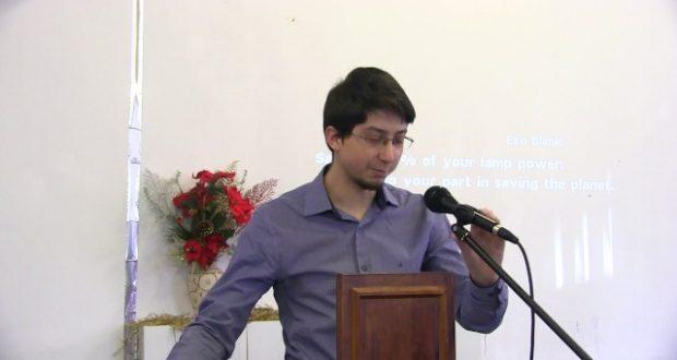 Iulian Banari – Întâlnirea cu Mesia
