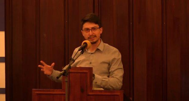 Iulian Banari : Ioel profetul cincizecimii