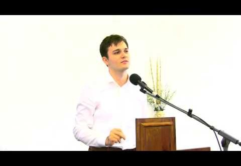 Predica – Paul Cristian