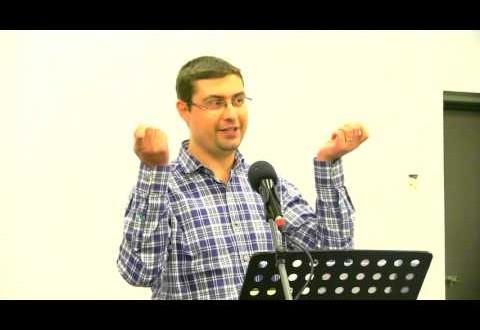 Predica tineret – Octavian Vlad